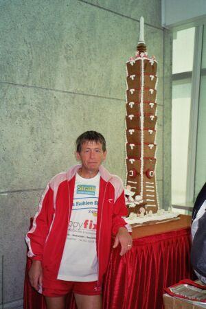Kudi mit Kuchen Turm