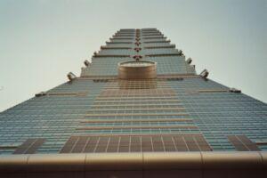 Turm von unten